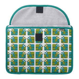 Gecko / Lizard Pattern Macbook sleeve Sleeves For MacBook Pro