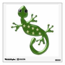 Gecko Lizard Wall Sticker