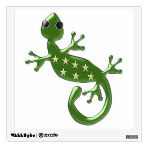 Gecko Lizard Wall Sticker  sc 1 st  Zazzle & Gecko Wall Decals u0026 Wall Stickers | Zazzle