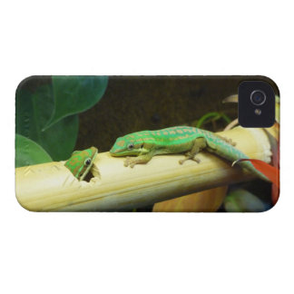 Gecko Love iPhone 4 Case