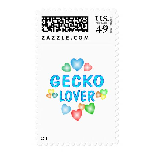 GECKO LOVER STAMPS