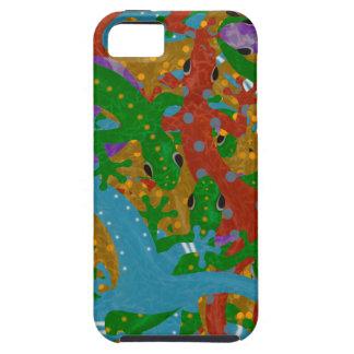 Gecko Mania iPhone 5 Cases