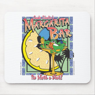 Gecko-margarita-LIMEDESIGN Mouse Pad