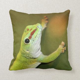 Gecko Pillow
