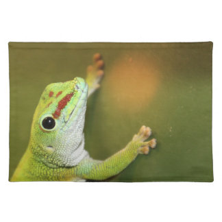 Gecko Placemat