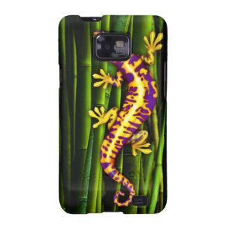 Gecko que sube samsung galaxy s2 carcasas