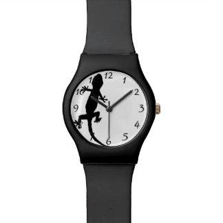 Gecko Reloj De Mano
