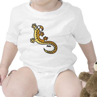 Gecko - Salamander Trajes De Bebé