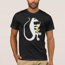 Gecko Saxophone Dark T-Shirt