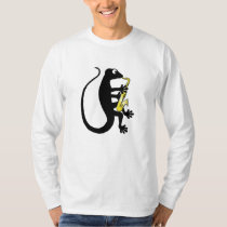Gecko Saxophone Long Sleeve Shirt
