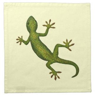 Gecko Servilletas