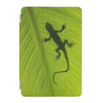 Gecko Silhouette iPad Mini Cover