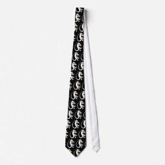 Gecko Trombone Necktie