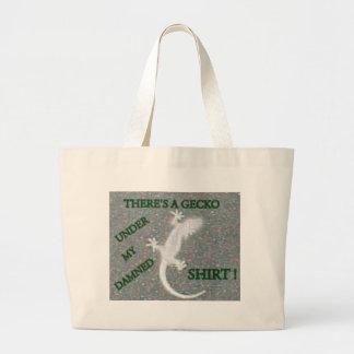 GECKO UNDER MY SHIRT BAGS