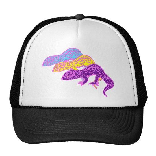geckos 01 trucker hat