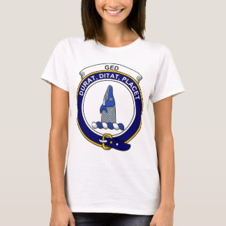 Ged  Clan Badge T-Shirt