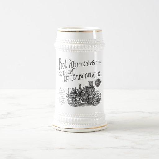 GEDCOM Discombobulator 18 Oz Beer Stein