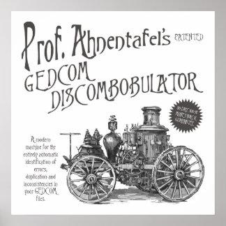 GEDCOM Discombobulator Poster