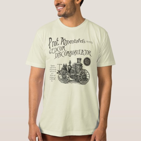 GEDCOM Discombobulator T-Shirt