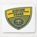 GEDCOM Emergency Response Squad Mouse Pad