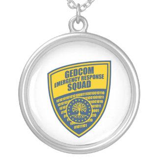 GEDCOM Emergency Response Squad Jewelry