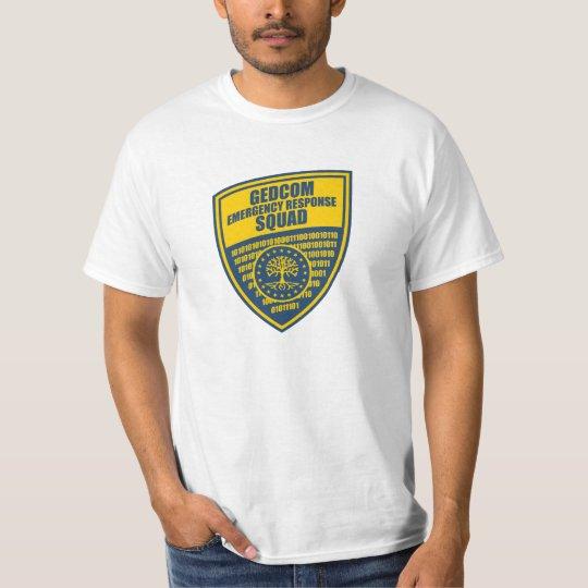 GEDCOM Emergency Response Squad T-Shirt