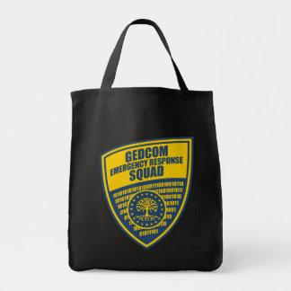 GEDCOM Emergency Response Squad Tote Bag