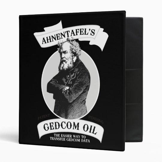 GEDCOM Oil Binder