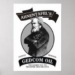 GEDCOM Oil Print