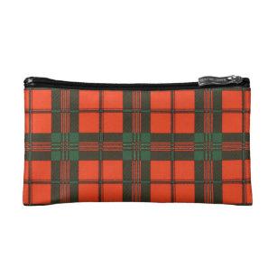 Geddes clan Plaid Scottish kilt tartan Cosmetic Bag