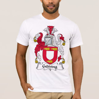 Gedding Family Crest T-Shirt