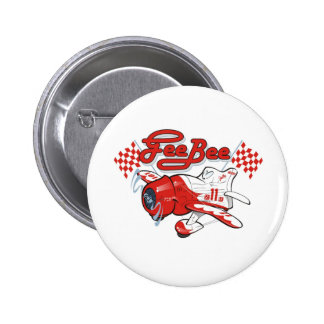 gee bee racer button
