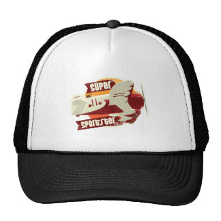 Gee Bee Super Sportster Trucker Hat