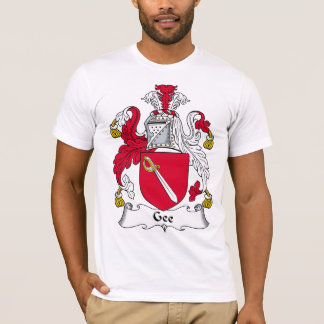 Gee Family Crest T-Shirt