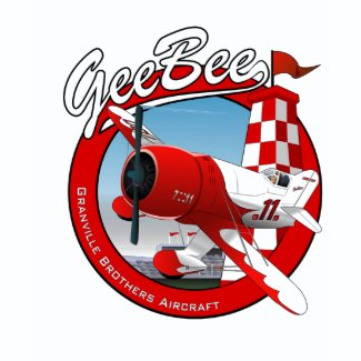 GeeBee R1 shirt