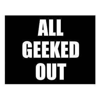 Geek2 Postcard