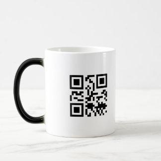 Geek 11 Oz Magic Heat Color-Changing Coffee Mug