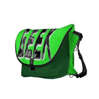 Geek 2 courier bag