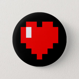 Geek <3 pinback button