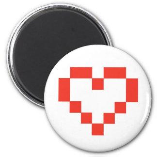 Geek at Heart Magnet