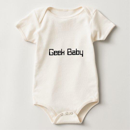 Geek Baby Baby Bodysuit