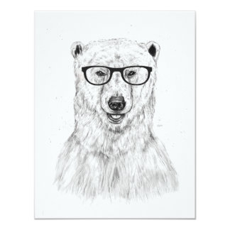 Geek bear card