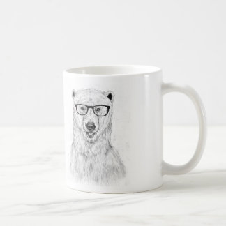 Geek bear coffee mug