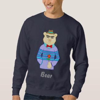 geek bear sweatshirt