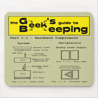 Geek Beekeeping (Hardware) - Mousepad
