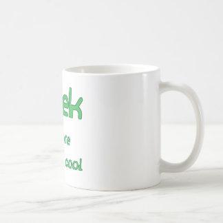 Geek before it was Cool Mug
