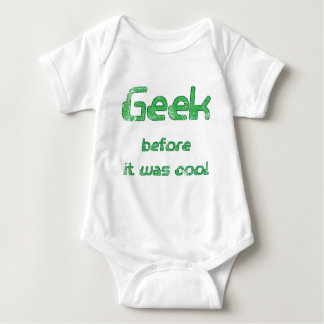 Geek Before it was Cool Shirts