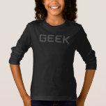 Geek binary code programmer cool computer freaks T-Shirt