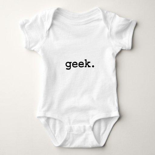 geek. body para bebé