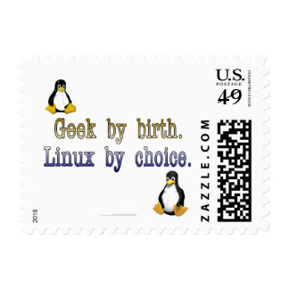 Geek by birth. Linux by choice. Stamps